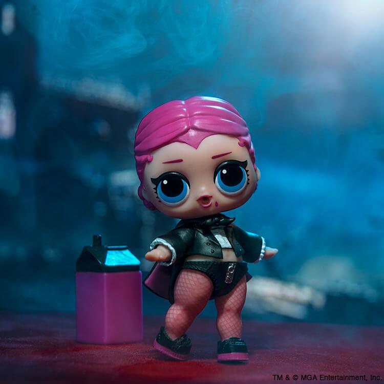Lol Surprise Doll Series 4 Eye Spy Under Wraps~ Countess